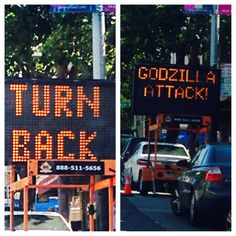 Hijacked traffic sign in Pacific Heights, San Francisco. The sign stayed that way over 18 hours, love SF.