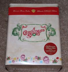 A Christmas Story 25th Anniversary DVD 2008 2-Disc Set Ultimate Collector's Ed
