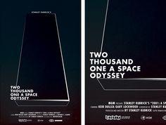 2001 A Space Odyssey - Colin Hesterly | Animator | Craftsman | Designer