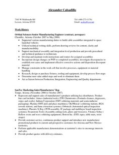 Assembly Line Worker Resume Simple Awesome Cool Information And Facts For Your Best Call Center Resume .