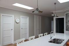 'triple white pointer' interior wall colour