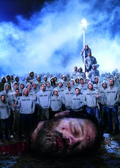 The crazy staff photos that ad agencies come up with Ads Creative, Creative Advertising, Creative Director, Nasa, Sagmeister And Walsh, Office Dog, Ad Of The World, Photos Originales, Group Photography