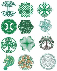 Celtic Machine Embroidery designs