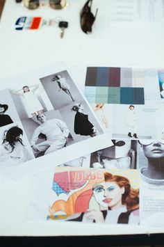 Behind The Scenes @ Darling magazine