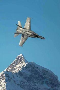 Swiss F/A 18