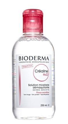 """All the girls love to use Bioderma, so it makes my job easier,"" Kendal says. ""It isn't oily. It doesn't get into the eyes."" Bioderma, $16; amazon.com"