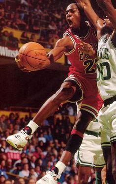 23. Bulls vs. Celtics
