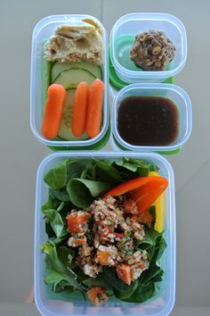 Healthy Girl On-The-Go. Meal planning done FABULOUSLY. healthy- tons of pale options and everything is GLUTEN FREE!
