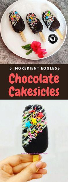 Eggless Vanilla Sponge Cake, Eggless Chocolate Cake, Love Chocolate, Chocolate Coffee, Chocolate Lovers, Chocolate Ganache, Melting Chocolate, Chocolate Recipes, Trifle Desserts