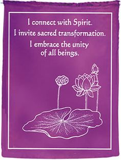 Crown Chakra Affirmations