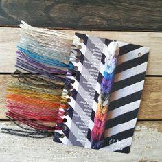 Stalenkaart Pip Colourwork -Baa Ram Ewe - Wol zo Eerlijk