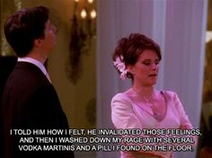 Karen Walker from Will and Grace puts the SASS in sassy (22 photos)