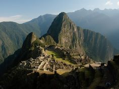 For an invigorating way to experience visiting the ancient city of Machu Picchu in Peru, hikers can take the Inca Trail, which will lead them from the Sacred Valley to the iconic attraction. Along the way is beautiful mountain scenery, subtropical jungles, and Inca ruins to explore.