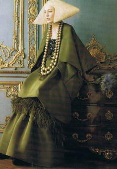 Raque Zimmerman colaborando con Grace Coddington es una de las razones por la que compro Vogue.