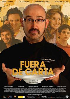 Nacho Velilla. Fuera de Carta (DVD)
