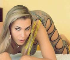 Mega Tops Brasil Oficial: Emanuelle Daymon - Travesti, Transex - Novo Ensaio.