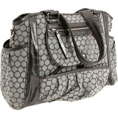 Skip Hop Studio Baby Bag  could work with this... but really wish it was more girly