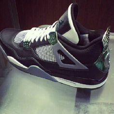 the latest 2840b 78629 air jordan iv oregon ducks Jordan Retro 4, Air Jordan Iii, Running Sneakers,