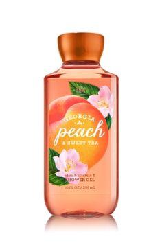 Georgia Peach & Sweet Tea Shower Gel - sale at $3.50