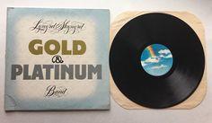 LYNYRD SKYNYRD GOLD & PLATINUM VINYL 1979 MCA RECORDS LP MCA2-11008 CLASSIC ROCK #Rock