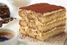 Tiramisu   Domino Sugar Mascarpone Cheese, Italian Desserts, Italian Recipes, Southern Desserts, Cookies And Cream, Cookies Et Biscuits, Keto Biscuits, Keto Pancakes, Have Time