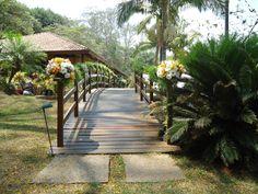 Imagens do local onde foi realizado o evento em Guararema - SP.
