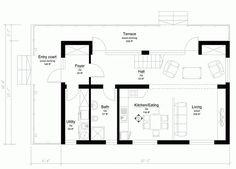 Planos de casas y plantas arquitect nicas de casas y for Casa moderna kidkraft