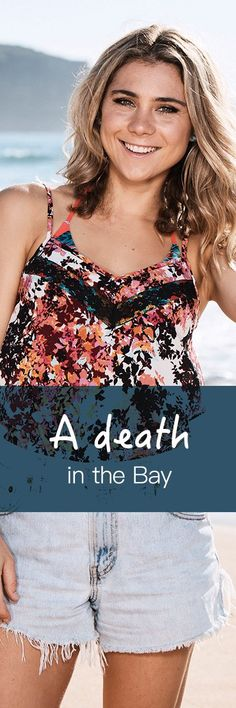 A sad start to 2017 as Home and Away sees yet another character killed off #homeandaway #summerbay