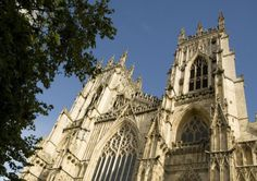 A towering presence on the York skyline, it's difficult to miss one of the most substantial landmarks in Yorkshire. But rather than seeing it from afar, you should pop inside and see just how breath-taking York Minster really is.
