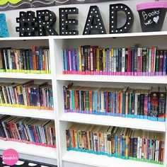 Classroom Library: Organization, Set-Up, and Maintenance
