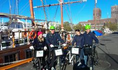 See Oslo like a viking by bike: http://www.bajabikes.eu/en/bike-tours-oslo