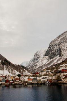 looks like somewhere in scandinavia