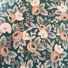 .@birchbox | reviewing wallpaper test prints in the studio this afternoon.. @annariflebond... | Webstagram