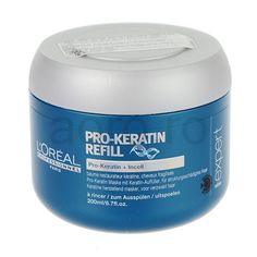 L'Oréal Professionnel Série Expert Pro-Keratin Refill masca pentru regenerare pentru par deteriorat | aoro.ro