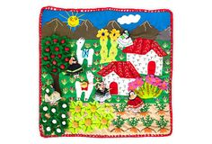 One Kings Lane - An International Collection - Mexican Tapestry I