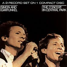 Central Park | The Concert in Central Park - Wikipedia, the free encyclopedia