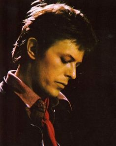 "thin-white-delight: ""David Bowie, ""Sense of Doubt"" """