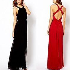 Cheap dress clock, Buy Quality dresses knitting directly from China dress pants short women Suppliers:  2014 summer Sexy Evening Formal Prom Maxi Cross Back Long Party Ball Gowns Dress lady strapless dresses