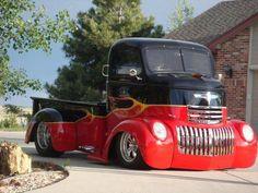 custom truck one source Hot Rod Trucks, Gmc Trucks, Cool Trucks, Pickup Trucks, Cool Cars, Rat Rods, Custom Truck Parts, Custom Trucks, Customised Trucks