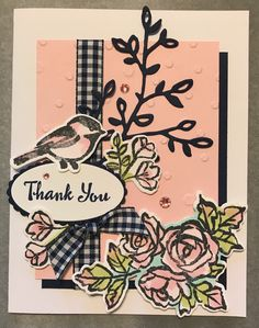 Petal Palette, Petals and More, Stampin' Up!