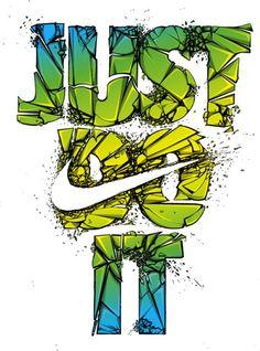 'NIKE brasil' by Stefan Chinof - Advertising from United Kingdom Just Do It Wallpapers, Cool Nike Wallpapers, Nike Wallpaper Iphone, Nike Design, Graffiti Drawing, Hypebeast Wallpaper, Shirt Print Design, Art Logo, Drawings