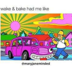 #WakeandBake time! How are you waking up today?