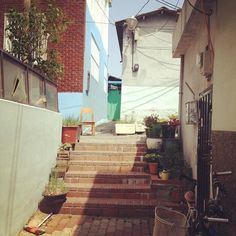 .@iamlja | #골목 #korea #alley | Webstagram