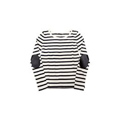 JOSEPH ❤ liked on Polyvore featuring tops, sweaters, shirts, blouses, white top and white shirt