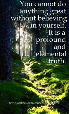 Elemental truth