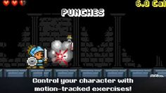 iOS: Gamifying your workout routine is a great way to incentivize yourself to get things done, and Six to Start, the makers of Zombies, Run have a new app built just for that. Dungeon Runner uses motion tracking to see what you're doing, track your workouts, and reward you with a little dungeon crawl.