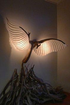 treibholz lampe diy ideen mystisch