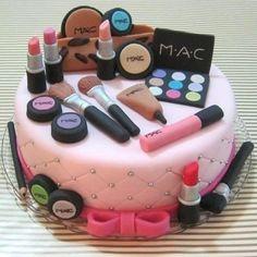 Торт для модницы :-)