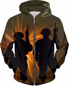 Call of Duty Advanced Warfare Hoodie Jacket Size S M L XL Sweatshirt Childs NWT
