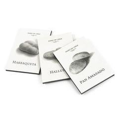 Colección imanes Panes de Chile | http://www.kaikai.cl/products/set-imanes-panes-de-chile